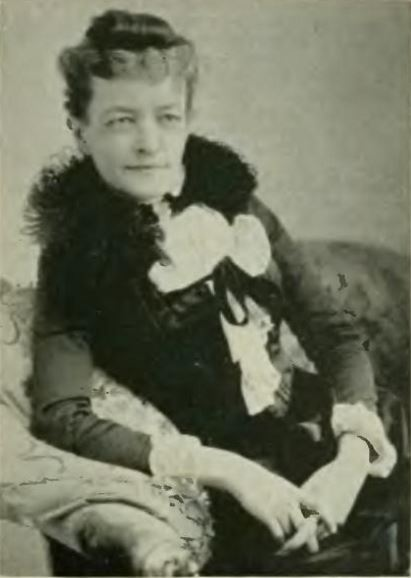 Photograph of a woman.